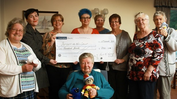 Knit and Natter Supporting Local Charities