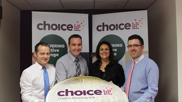Choice announce new electricity supplier for our new homes