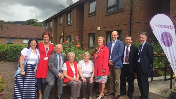 Knockagh Court Celebrates its 30th Anniversary