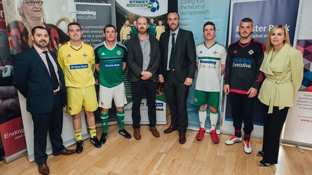 Choice Proudly Supports the NI Homeless World Cup Team