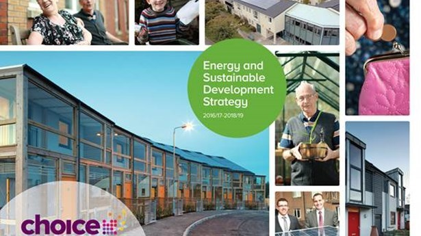 Our Energy and Sustainable Development Strategy 16/17-18/19