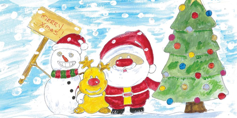 Choice Christmas Card Competition 2017