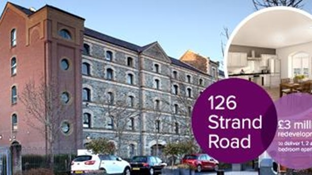 £3 million investment at Strand Road