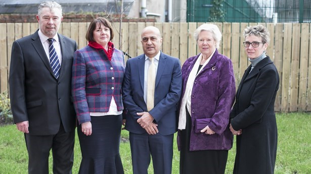 Clearwater House is model for joined-up approach to tackle mental illness