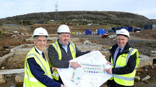 Contractor appointed for £10m Choice housing scheme in West Belfast