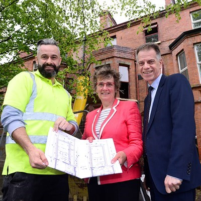 Choice awards £560,000 construction contracts to Newry contractor