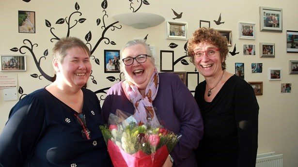 Choice celebrates 30th anniversary of local sheltered living scheme
