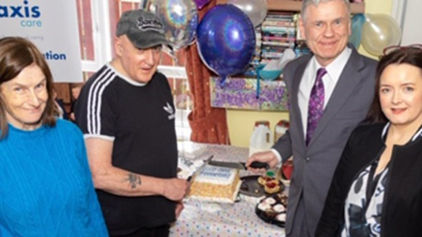 Praxis Care celebrates 25 years in Coleraine