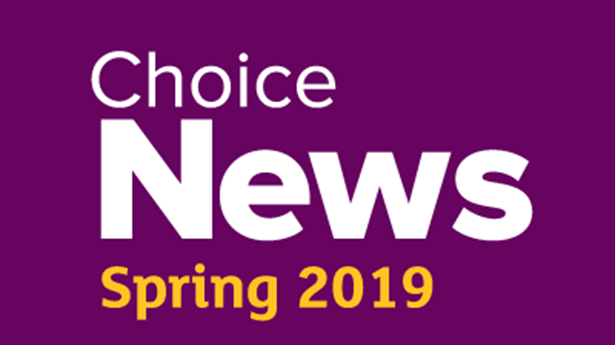 Choice News is out now!