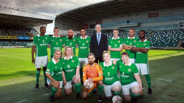Northern Ireland once again seek World Cup success in Cardiff