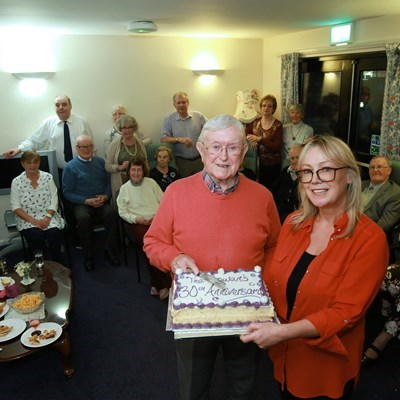 The Rowans- 30 years at the heart of the community